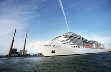 Record numbers of cruise passengers used Dublin Port last year
