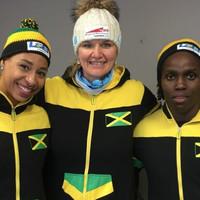 Feel the rhythm, feel the rhyme! Jamaica women's bobsled team qualify for first Winter Olympics