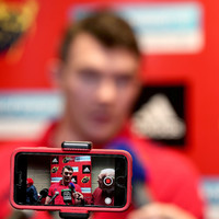 O'Mahony hopeful of shaking off ankle knock after missing Munster training today