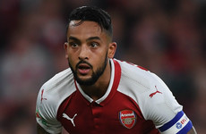 Walcott set for medical at Everton today ahead of £20m switch from Arsenal