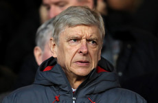 Wenger barged into ref's dressing room, calling him a 'disgrace' after controversial clash