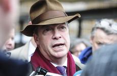 Farage brands Varadkar a 'European unionist' as he attacks Irish relationship with EU