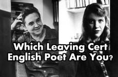 Which Leaving Cert English Poet Are You?
