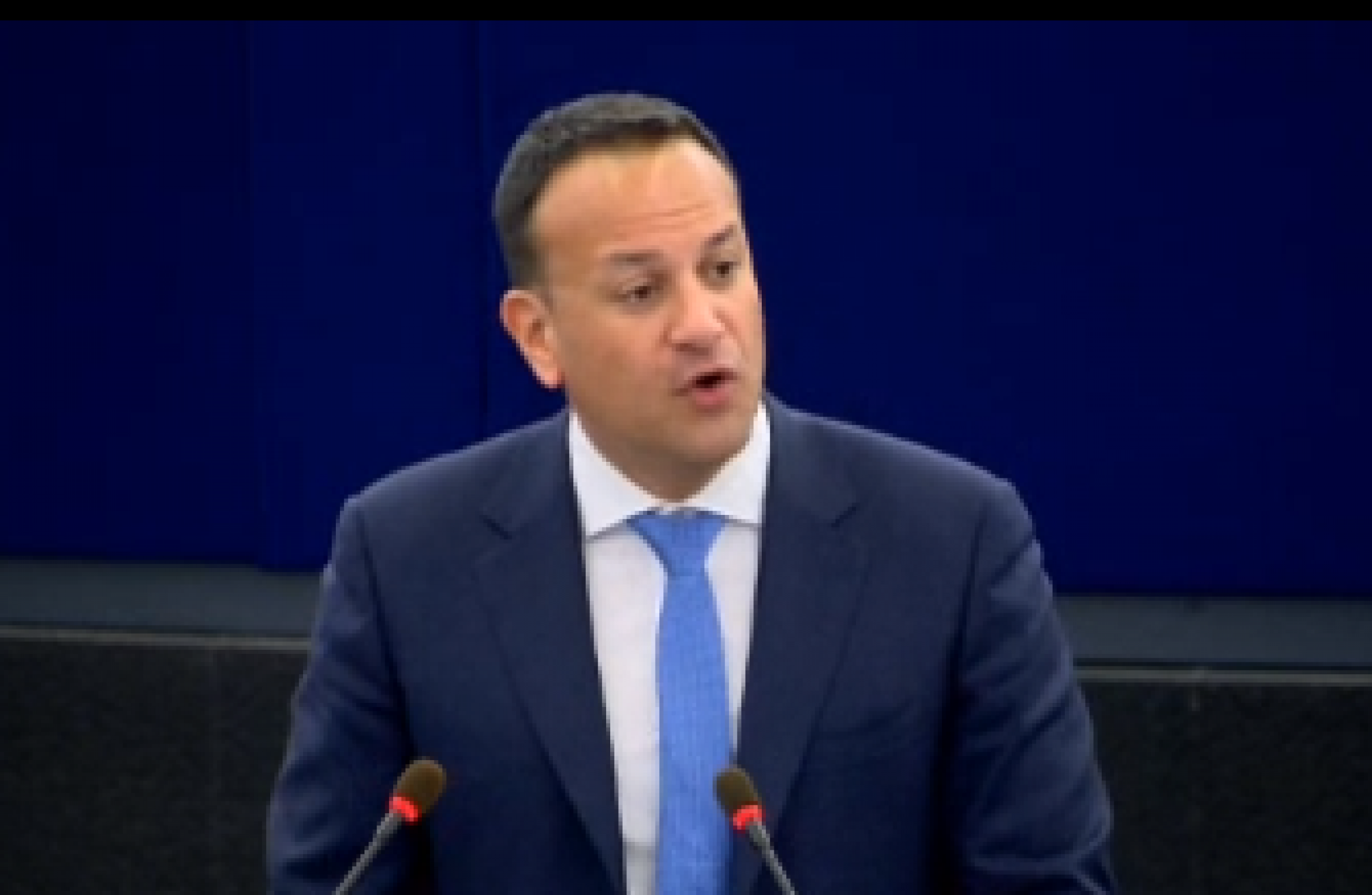 European Union members should be allowed set own tax rates, Varadkar says