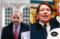 Why did Nóirín O'Sullivan suddenly flip from protecting whistleblowers to challenging their credibility?
