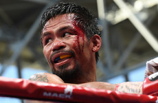 Manny Pacquiao says he's in talks to fight Vasyl Lomachenko
