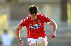 Last year's Cork minor captain hits key goal as Coláiste Choilm book Munster semi-final place