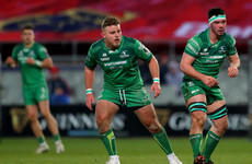 Aki fit for Connacht as training ground injuries rule out Bealham and Robb