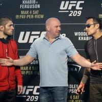Dana White reveals UFC 223 bout for Ferguson and Nurmagomedov