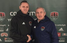 Cork City announce the signing of experienced goalkeeper