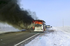 All 52 who died in Kazakhstan bus fire were Uzbek nationals