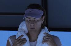 Djokovic survives brutal heat test as Sharapova shines