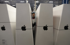 Apple is shifting billions in cash funnelled through Ireland back to the US