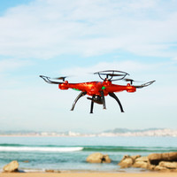 Drone rescues two Australian swimmers in world's first