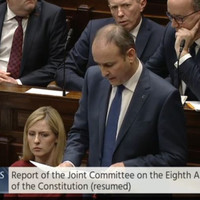 'We should remove the Eighth Amendment' - Micheál Martin has changed his mind