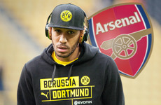 Dortmund leave Aubameyang out amid reports of €70 million move to Arsenal