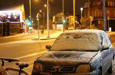 Yellow warning in place as snow set to return