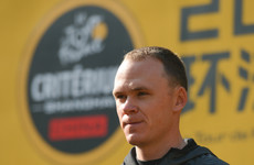 'Sky should suspend Froome... That's what the other riders want'