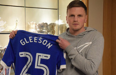 Dubliner Stephen Gleeson links up with Mick McCarthy at Ipswich