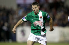 Limerick's recruitment drive continues with addition of former Cork striker