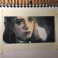 This Mayo teenager's artwork is getting major attention on Sky's Portrait Artist of the Year