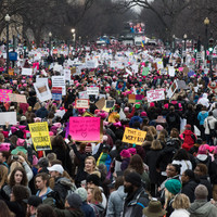 Giant crowds expected at second anti-Trump Women's March