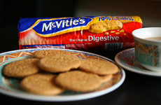 "Packs of McVitie's Digestives to reduce in size due to ""challenging times"""