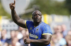 Akinfenwa responds to Chelsea rumours and NFL star savages Twitter critic - sporting tweets of the week