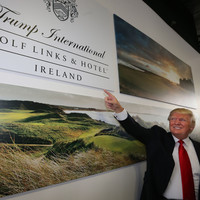 US committee examining claim of Russian mafia money link to Trump's Doonbeg golf course