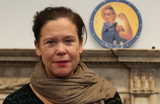 Mary Lou McDonald has been confirmed as the new leader of Sinn Féin