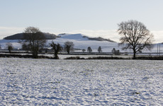 Rain expected across the weekend with snow-ice warning for three counties
