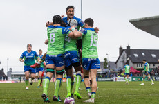 Adeolokun hat-trick helps Connacht secure home quarter-final in style