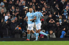 Man City recover from Liverpool setback to go 12 points clear