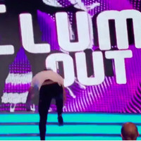 A 'cocky diva' on Take Me Out almost snotted himself on the stairs, and viewers had a guilty giggle