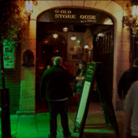 Temple Bar - and some people in Mayo jerseys - randomly pop up in this new Netflix film