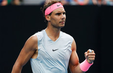 Nadal battles past Schwartzman as Wozniacki cruises through in Melbourne