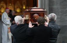 'Deeply loved and cherished': Thousands pay final respects to Dolores O'Riordan