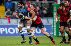 As it happened: Munster vs Castres, Champions Cup