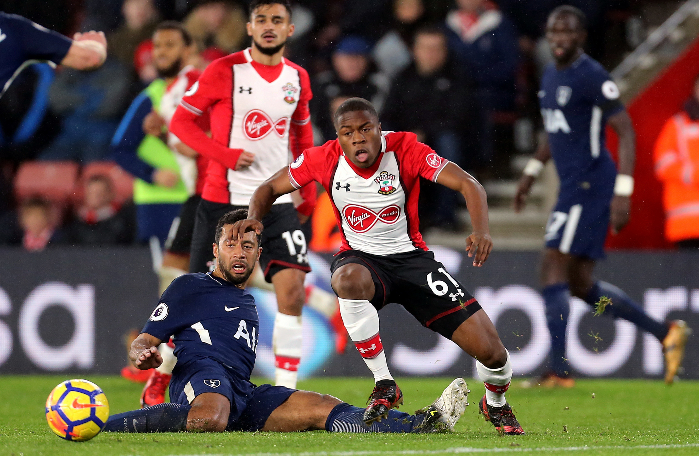 Grateful Obafemi keen to kick on after Southampton debut