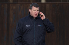 Trainer Gordon Elliot enjoys very sucessful day of racing at Thurles