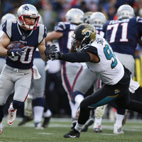 The Jags run them close, but the Patriots are going back to the Super Bowl