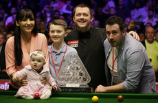 'It means so much' - Northern Ireland's Mark Allen wins first Masters title