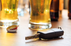 One in 12 drivers involved in collision or near miss because of drink driving