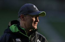 Schmidt's stocks look healthy as Ireland set off for sunny Spain