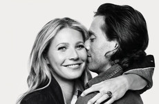 Gwyneth Paltrow has given a first glimpse of her absolutely enormous engagement ring ... it's The Dredge