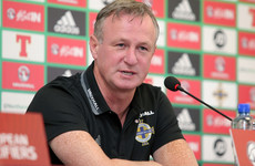 Michael O'Neill to stay on as Northern Ireland manager as he rejects Scotland job
