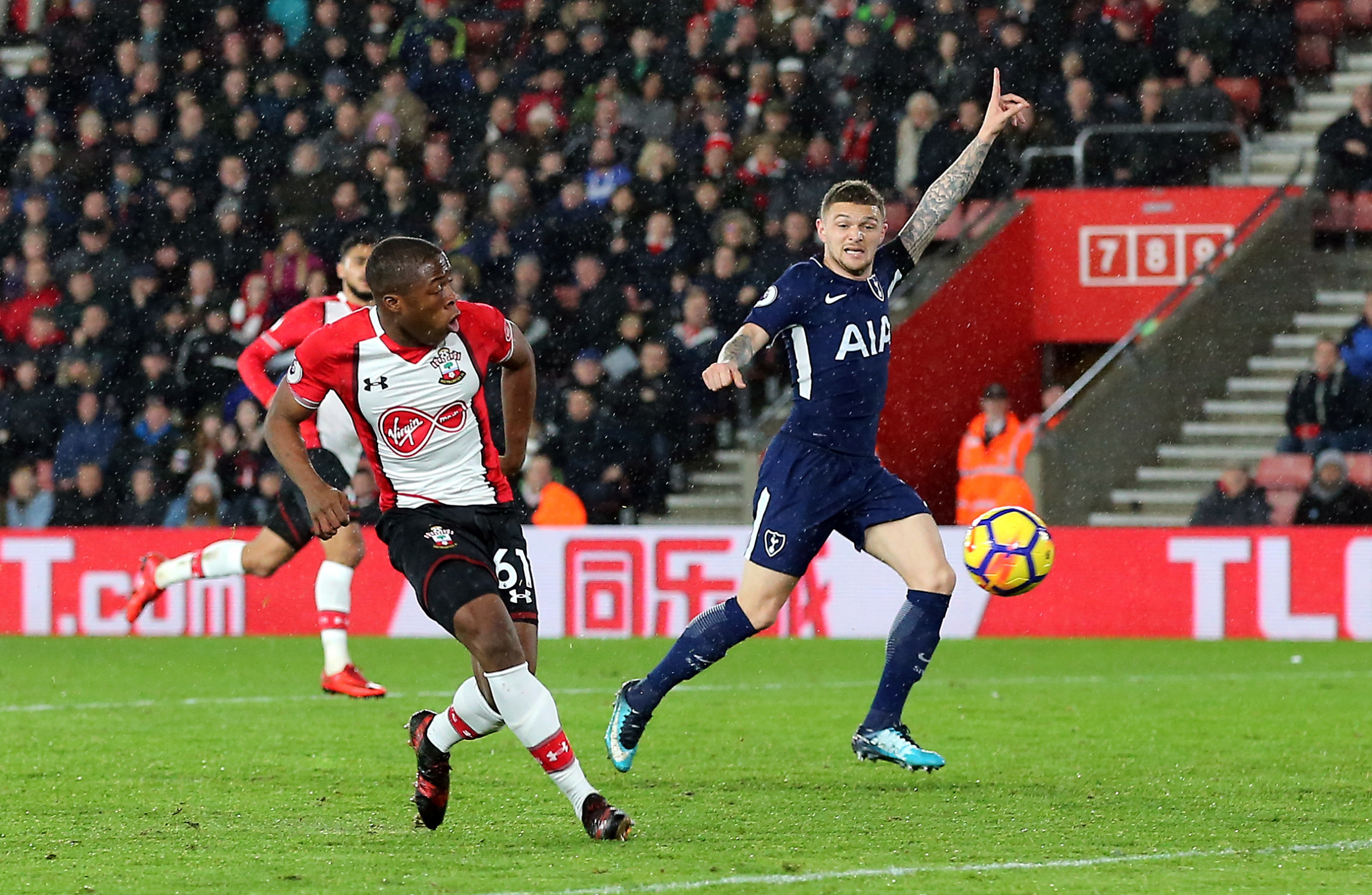 Grateful Michael Obafemi keen to kick on after Southampton debut
