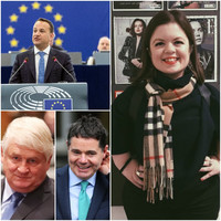 These are the Irish people making the exclusive trip to Davos this week