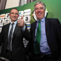 And it's finally done: Martin O'Neill has officially signed a new contract with the FAI
