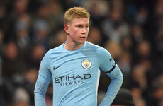 'He has shown this season how important he is to the team' - Man City get De Bruyne boost